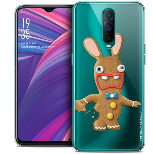 """Coque Gel Oppo RX17 Pro (6.4"""") Extra Fine Lapins Crétins™ - Cookie"""