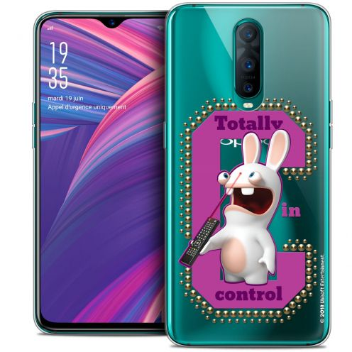"""Coque Gel Oppo RX17 Pro (6.4"""") Extra Fine Lapins Crétins™ - In Control !"""