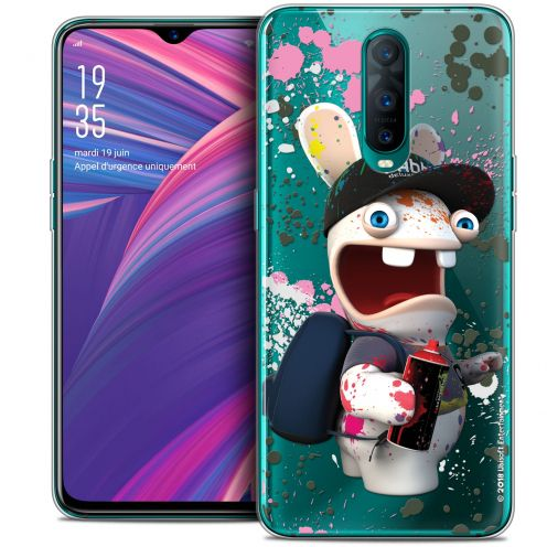 """Coque Gel Oppo RX17 Pro (6.4"""") Extra Fine Lapins Crétins™ - Painter"""