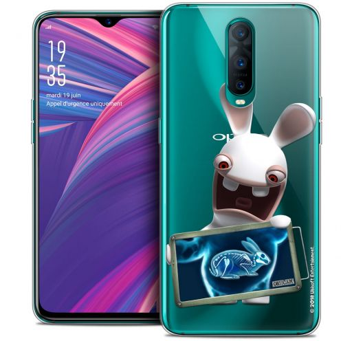 """Coque Gel Oppo RX17 Pro (6.4"""") Extra Fine Lapins Crétins™ - X Ray Crétin"""