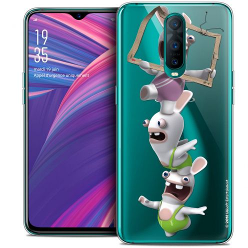 """Coque Gel Oppo RX17 Pro (6.4"""") Extra Fine Lapins Crétins™ - TV Sport"""