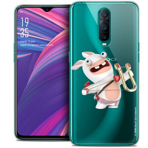 """Coque Gel Oppo RX17 Pro (6.4"""") Extra Fine Lapins Crétins™ - Cupidon Crétin"""