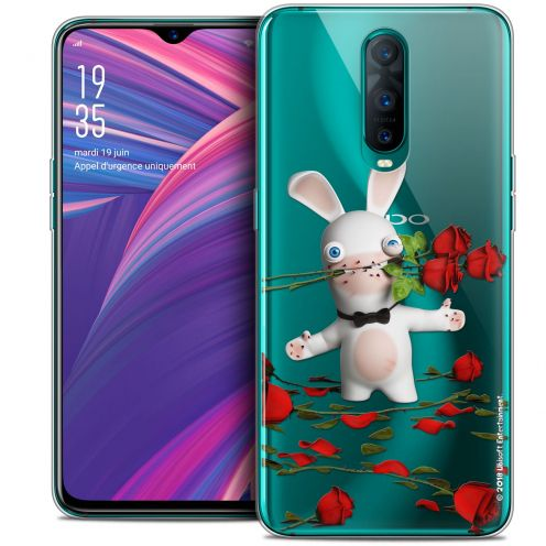 """Coque Gel Oppo RX17 Pro (6.4"""") Extra Fine Lapins Crétins™ - Gentleman Crétin"""