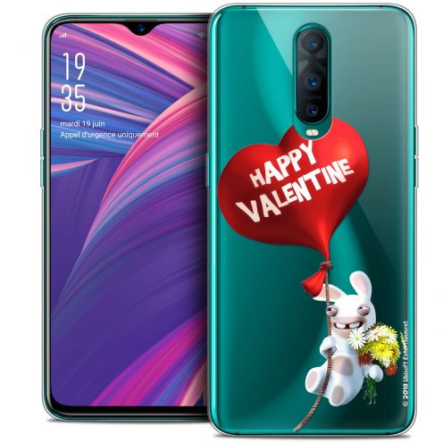 """Coque Gel Oppo RX17 Pro (6.4"""") Extra Fine Lapins Crétins™ - Valentin Crétin"""