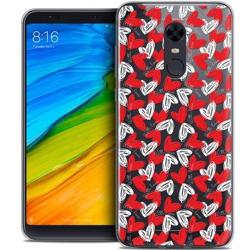 "Coque Crystal Gel Xiaomi Redmi 5 Plus (6"") Extra Fine Love - With Love"