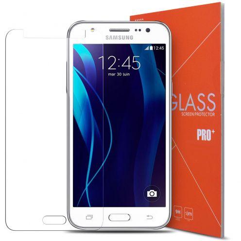 Vue détaillée de Protection d'écran Verre trempé Samsung Galaxy J5 - 9H Glass Pro+ HD 0.33 mm 2.5D