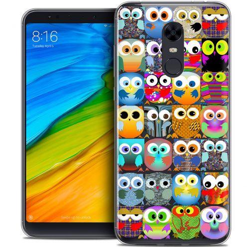 """Coque Crystal Gel Xiaomi Redmi 5 Plus (6"""") Extra Fine Claude - Hibous"""
