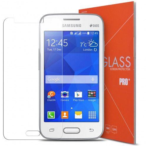 Vue détaillée de Protection d'écran Verre trempé Samsung Galaxy Trend 2 - 9H Glass Pro+ HD 0.33 mm 2.5D