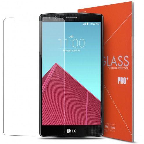 Protection d'écran Verre trempé LG G4 - 9H Glass Pro+ HD 0.33 mm 2.5D