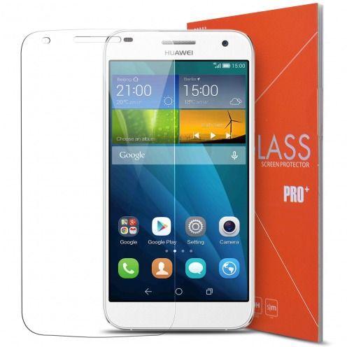 Protection d'écran Verre trempé Huawei Ascend G7 - 9H Glass Pro+ HD 0.33 mm 2.5D
