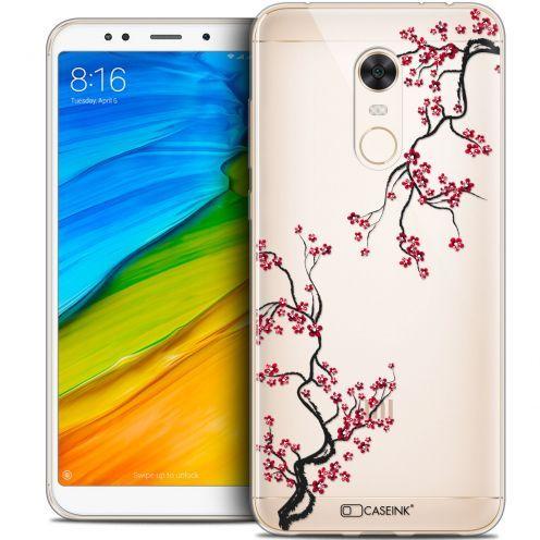 "Coque Crystal Gel Xiaomi Redmi 5 Plus (6"") Extra Fine Summer - Sakura"