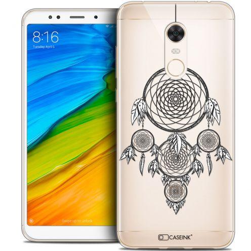 "Coque Crystal Gel Xiaomi Redmi 5 Plus (6"") Extra Fine Dreamy - Attrape Rêves NB"