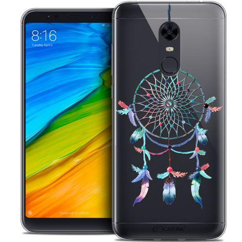 """Coque Crystal Gel Xiaomi Redmi 5 Plus (6"""") Extra Fine Dreamy - Attrape Rêves Rainbow"""