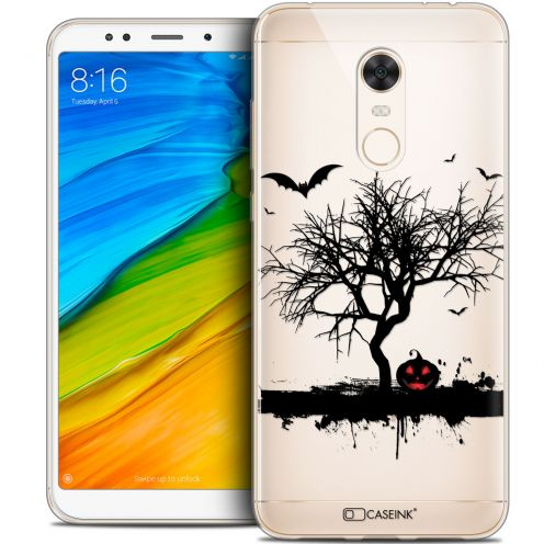 "Coque Crystal Gel Xiaomi Redmi 5 Plus (6"") Extra Fine Halloween - Devil's Tree"