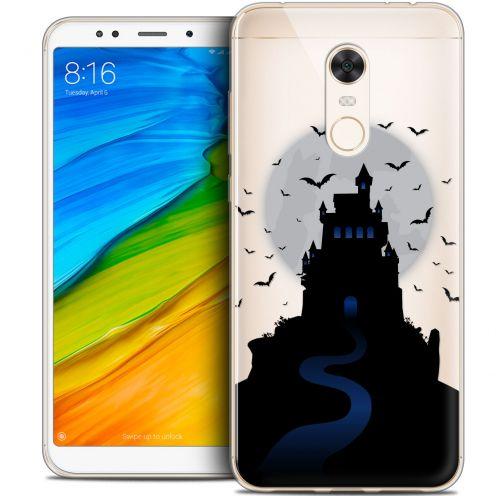 """Coque Crystal Gel Xiaomi Redmi 5 Plus (6"""") Extra Fine Halloween - Castle Nightmare"""