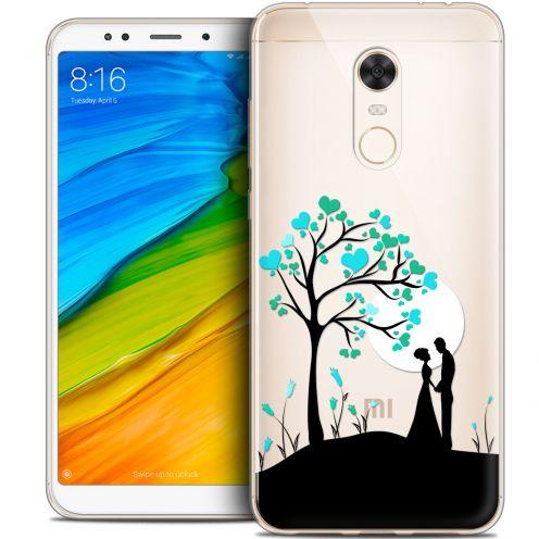 "Coque Crystal Gel Xiaomi Redmi 5 Plus (6"") Extra Fine Love - Sous l'arbre"