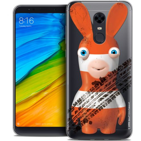 "Coque Gel Xiaomi Redmi 5 Plus (6"") Extra Fine Lapins Crétins™ - On the Road"