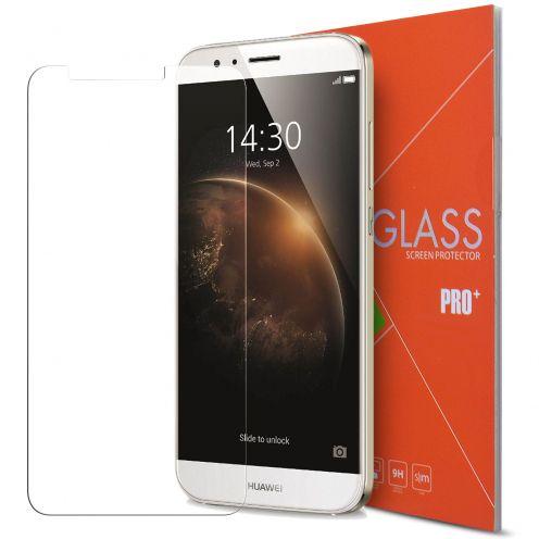 Vue détaillée de Protection d'écran Verre trempé Huawei Ascend G8 - 9H Glass Pro+ HD 0.33mm 2.5D
