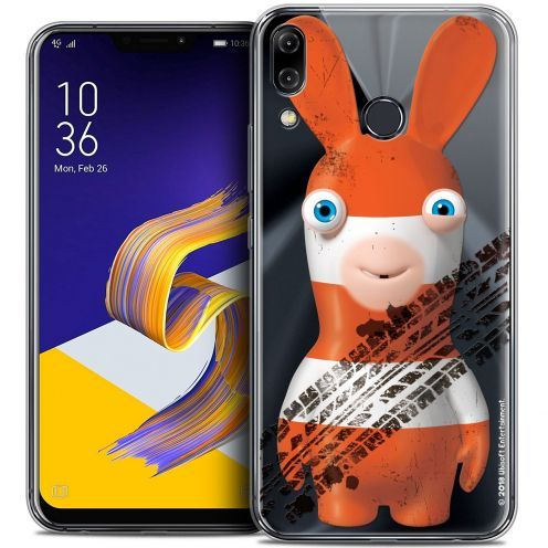 """Coque Gel Asus Zenfone 5 ZE620KL (6.2"""") Extra Fine Lapins Crétins™ - On the Road"""