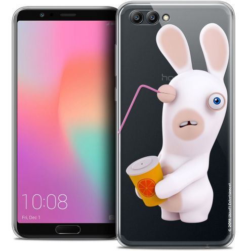 "Coque Gel Honor View 10 / V10 (6"") Extra Fine Lapins Crétins™ - Soda Crétin"