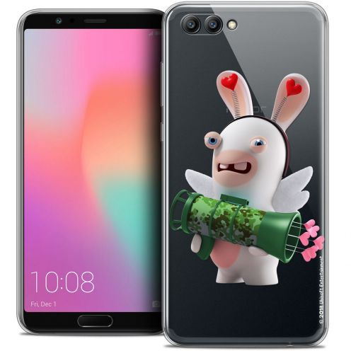 "Coque Gel Honor View 10 / V10 (6"") Extra Fine Lapins Crétins™ - Cupidon Soldat"