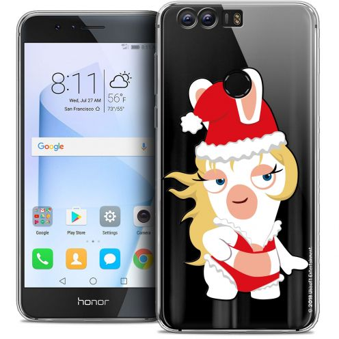 """Coque Gel Huawei Honor 8 (5.2"""") Extra Fine Lapins Crétins™ - Lapin Danseuse"""