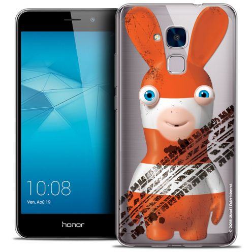 Coque Gel Huawei Honor 5C Extra Fine Lapins Crétins™ - On the Road