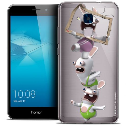 Coque Gel Huawei Honor 5C Extra Fine Lapins Crétins™ - TV Sport