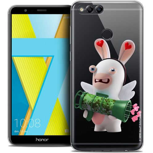 """Coque Gel Honor 7X (5.9"""") Extra Fine Lapins Crétins™ - Cupidon Soldat"""