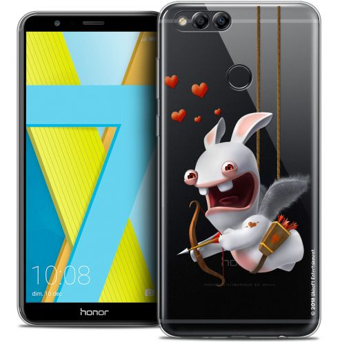 "Coque Gel Honor 7X (5.9"") Extra Fine Lapins Crétins™ - Flying Cupidon"