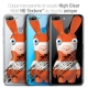 """Coque Gel Huawei Honor 9 LITE (5.7"""") Extra Fine Lapins Crétins™ - On the Road"""
