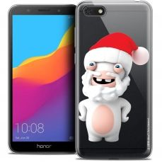 """Coque Gel Honor 7S (5.45"""") Extra Fine Lapins Crétins™ - Lapin Noël"""