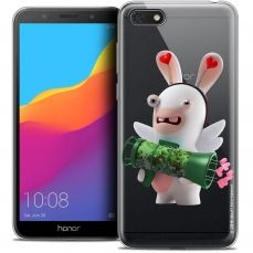 """Coque Gel Honor 7S (5.45"""") Extra Fine Lapins Crétins™ - Cupidon Soldat"""