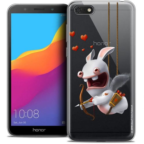 "Coque Gel Honor 7S (5.45"") Extra Fine Lapins Crétins™ - Flying Cupidon"