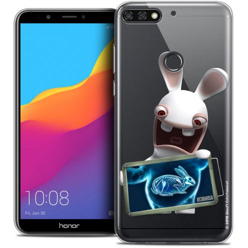 """Coque Gel Honor 7C (5.99"""") Extra Fine Lapins Crétins™ - X Ray Crétin"""