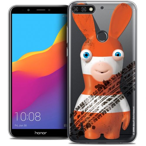 """Coque Gel Honor 7C (5.99"""") Extra Fine Lapins Crétins™ - On the Road"""