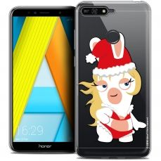 "Coque Gel Honor 7A (5.7"") Extra Fine Lapins Crétins™ - Lapin Danseuse"