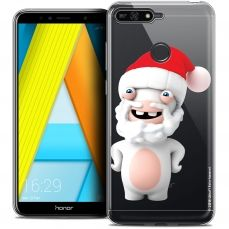 "Coque Gel Honor 7A (5.7"") Extra Fine Lapins Crétins™ - Lapin Noël"