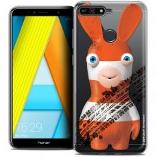"Coque Gel Honor 7A (5.7"") Extra Fine Lapins Crétins™ - On the Road"