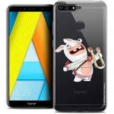 "Coque Gel Honor 7A (5.7"") Extra Fine Lapins Crétins™ - Cupidon Crétin"