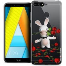 "Coque Gel Honor 7A (5.7"") Extra Fine Lapins Crétins™ - Gentleman Crétin"