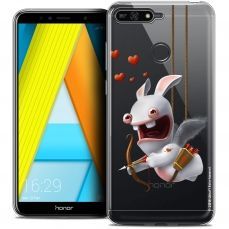 "Coque Gel Honor 7A (5.7"") Extra Fine Lapins Crétins™ - Flying Cupidon"