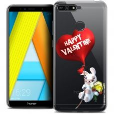 "Coque Gel Honor 7A (5.7"") Extra Fine Lapins Crétins™ - Valentin Crétin"