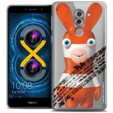 Coque Gel Huawei Honor 6X Extra Fine Lapins Crétins™ - On the Road