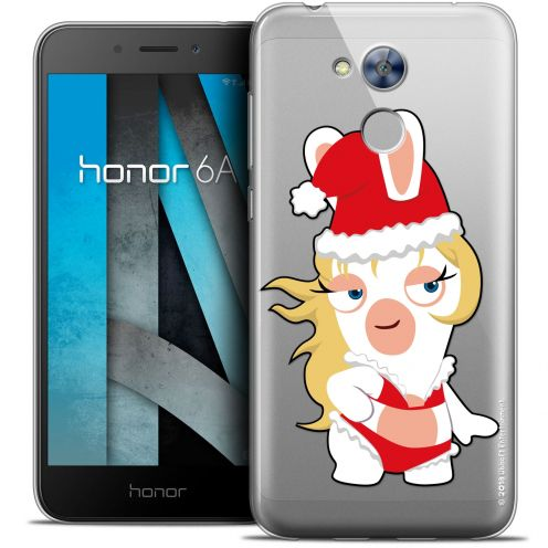 """Coque Gel Huawei Honor 6A (5"""") Extra Fine Lapins Crétins™ - Lapin Danseuse"""