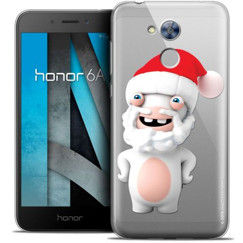 """Coque Gel Huawei Honor 6A (5"""") Extra Fine Lapins Crétins™ - Lapin Noël"""