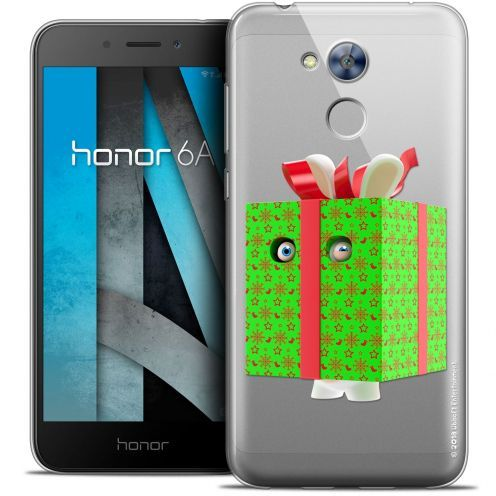 """Coque Gel Huawei Honor 6A (5"""") Extra Fine Lapins Crétins™ - Lapin Surprise Vert"""