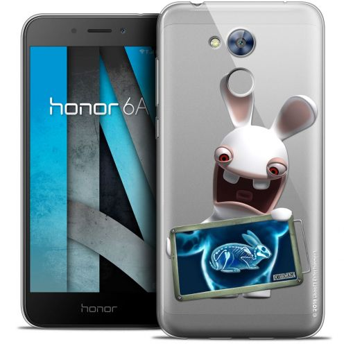 """Coque Gel Huawei Honor 6A (5"""") Extra Fine Lapins Crétins™ - X Ray Crétin"""