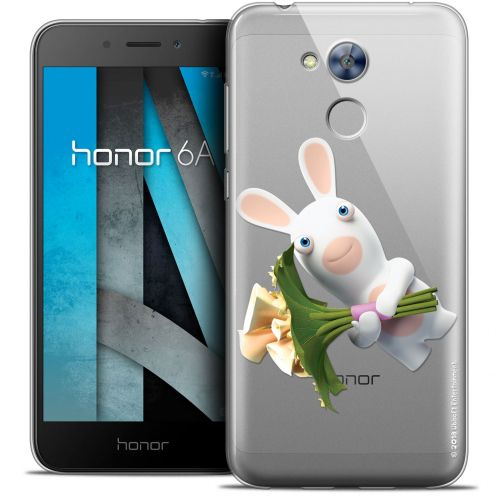 """Coque Gel Huawei Honor 6A (5"""") Extra Fine Lapins Crétins™ - Bouquet Crétin"""