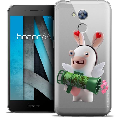 """Coque Gel Huawei Honor 6A (5"""") Extra Fine Lapins Crétins™ - Cupidon Soldat"""